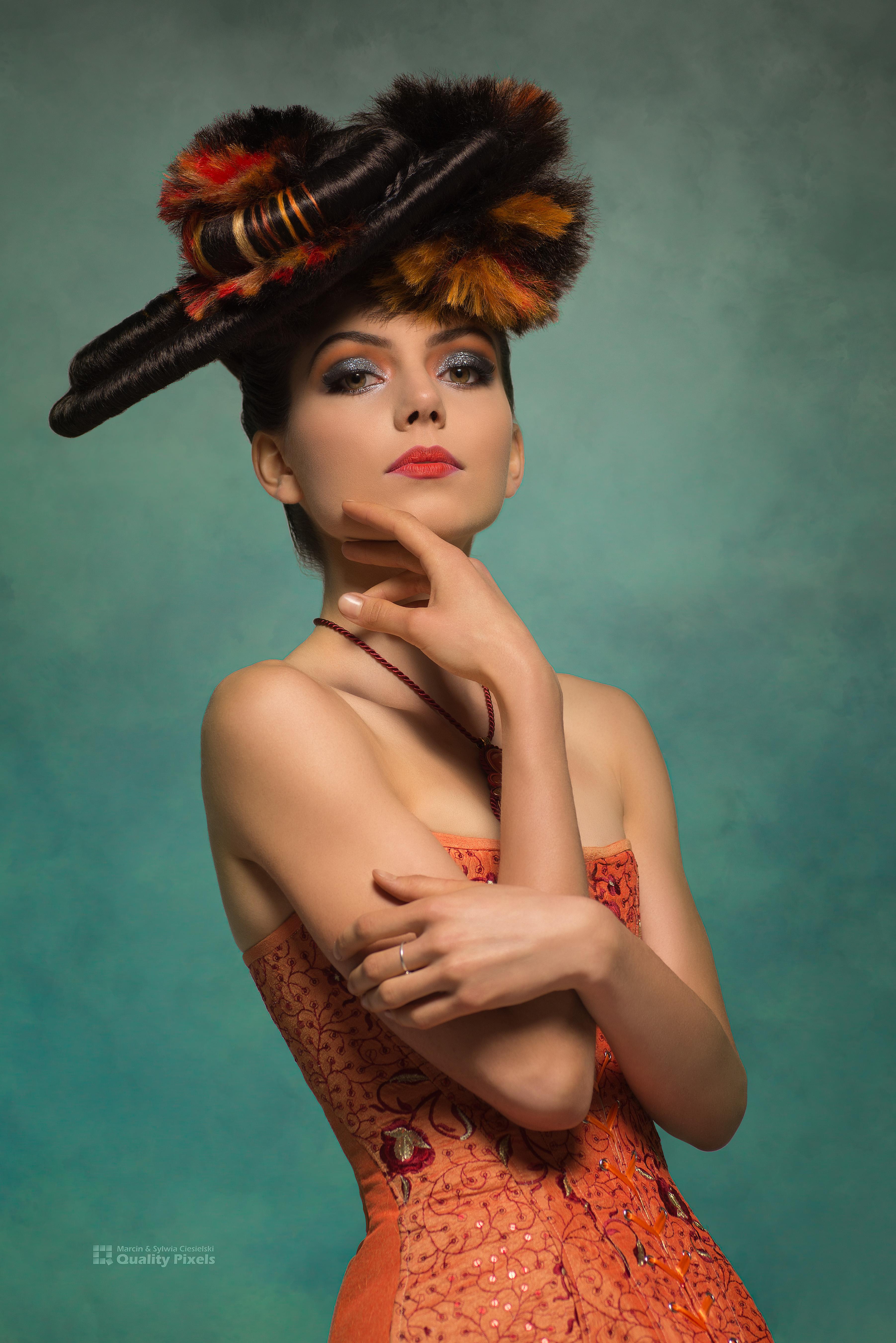 Agata Kowalska - Hair designer & instructor
